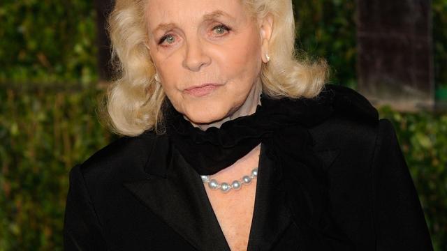 Lauren Bacall (89) overleden