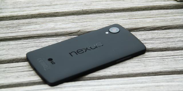 'Nieuwe Nexus 5 van LG verschijnt eind september'