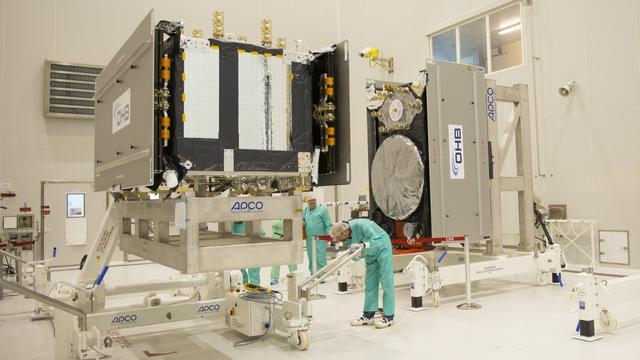 ESA lanceert nieuwe Galileo-satellieten