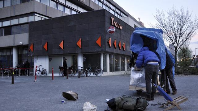 Laatste keer ADE in TrouwAmsterdam