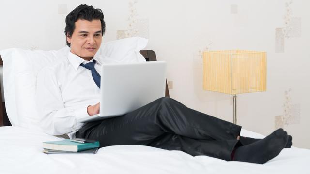 'Amsterdamse hotels hebben snel en stabiel wifi'