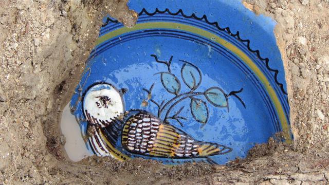 Zeldzame vondsten in zeventiende-eeuws vrachtschip