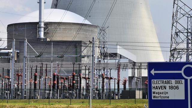 Drone vliegt over Belgische kerncentrale Doel