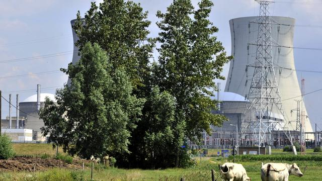 Strengere controle Belgische kerncentrales na sabotage