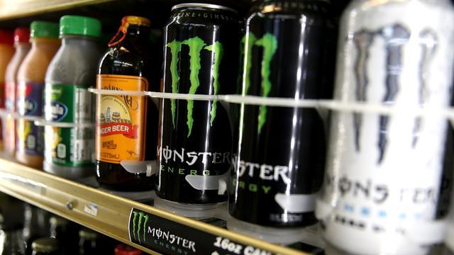 'Eén blik energiedrank per dag maximum voor jongeren'