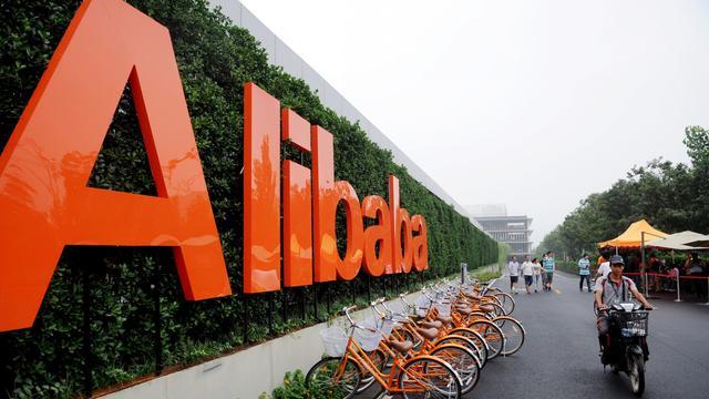 Bijna helft meer omzet voor beurskandidaat Alibaba