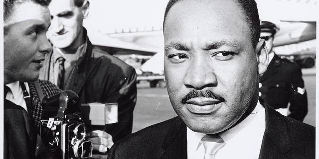 Venijnige brief FBI aan Martin Luther King gepubliceerd