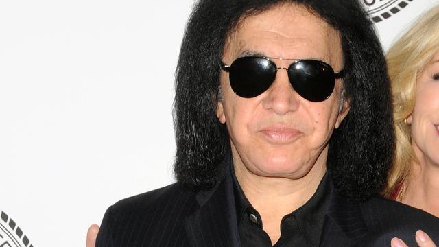 Kiss-rockster Gene Simmons gaat horrorfilms maken