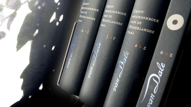 'Bolleboos' mooiste woord bij verkiezing Dikke Van Dale