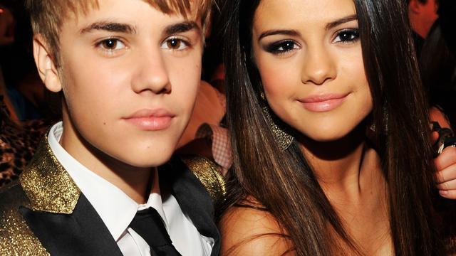 'Justin Bieber en Selena Gomez gaan vriendschappelijk met elkaar om'
