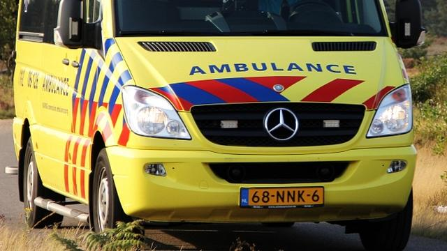 Gewonden na crash op A28 tussen Groningen en Haren