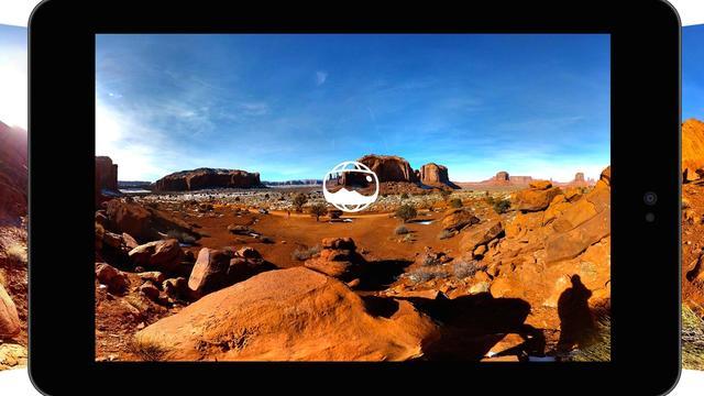 Google brengt iOS-app voor Street View-foto's uit