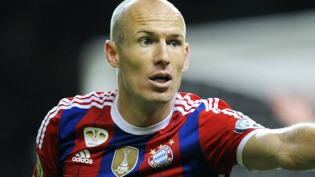 Robben hoopt dat Van Gaal de tijd krijgt bij United