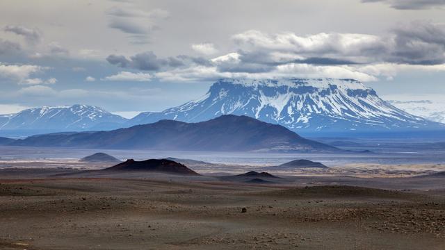Duizenden kleine aardbevingen gemeten bij vulkaan IJsland