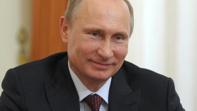 Poetin weer machtigste persoon ter wereld volgens Forbes