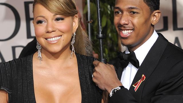 'Kinderen Mariah Carey merken weinig van scheiding'