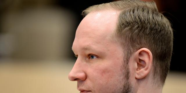 Anders Breivik dreigt met hongerdood