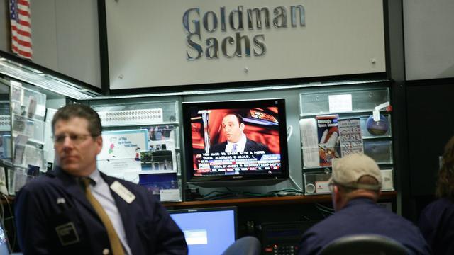 Fors verzet aandeelhouders tegen salarissen Goldman Sachs