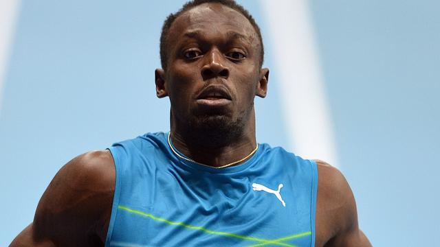 Bolt meldt zich af voor Jamaicaanse kampioenschappen