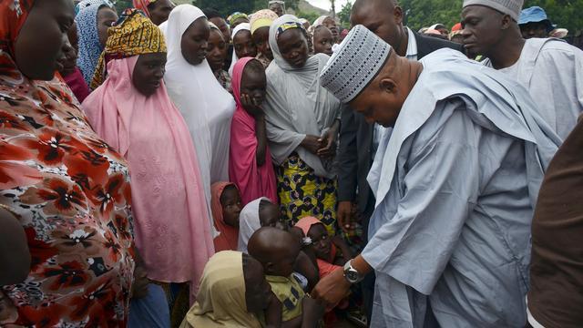 Nigeria onderzoekt misstanden in vluchtelingenkampen
