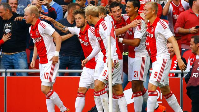 Ajax in pot 3 bij loting Champions League