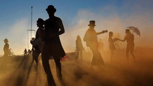 Festival met Burning Man-aspiraties in Spaarnwoude