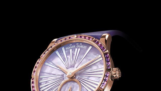 Roger Dubuis presenteert gelimiteerde horloges