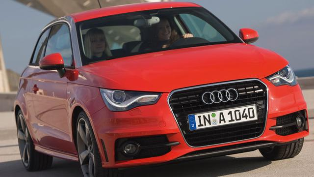 Audi A1 1.6 TDI nu ook met S-Tronic