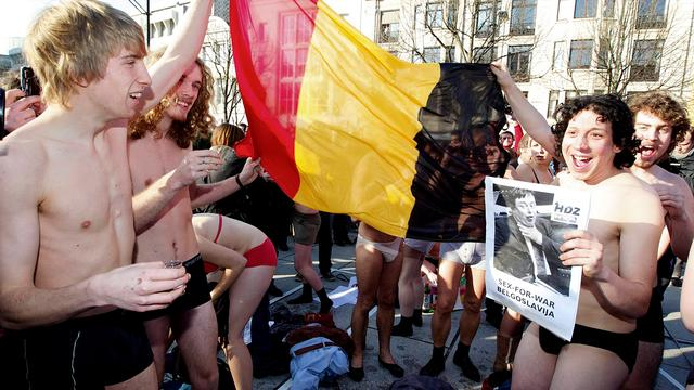 België akkoord met nieuwe Griekse steun