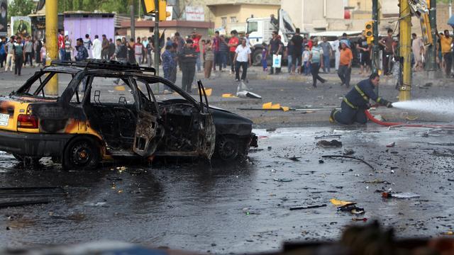 Iraakse hoofdstad Bagdad 'gevaarlijkste stad ter wereld'
