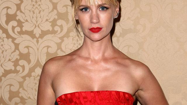 Veel rode jurken bij Emmy Awards