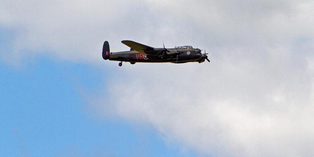 Werkendam begint met berging Britse bommenwerper