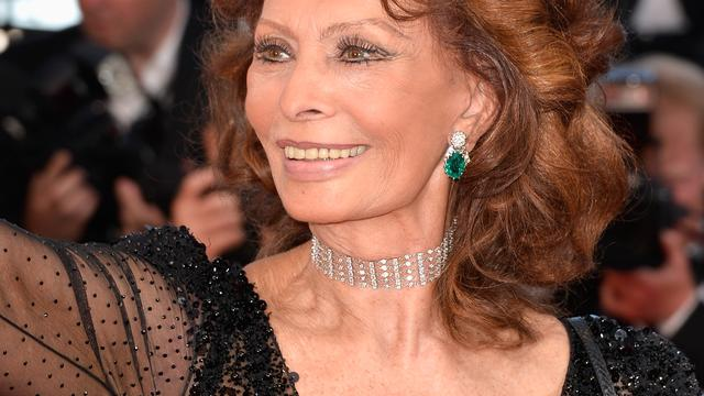 Sophia Loren gelauwerd door American Film Institute