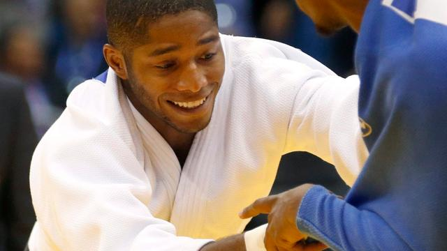 Judoka Dex Elmont wint Grand Slam-toernooi Abu Dhabi