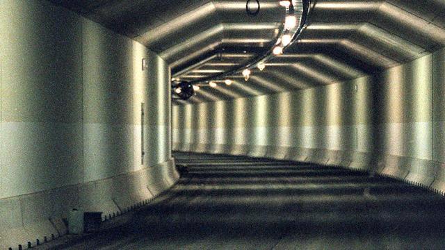 Tunnels tussen Heinkenszand en Lewedorp klaar
