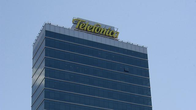 Telefónica groeit na jaren weer in thuismarkt