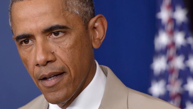 Obama rekent Rusland geweld in Oekraïne aan