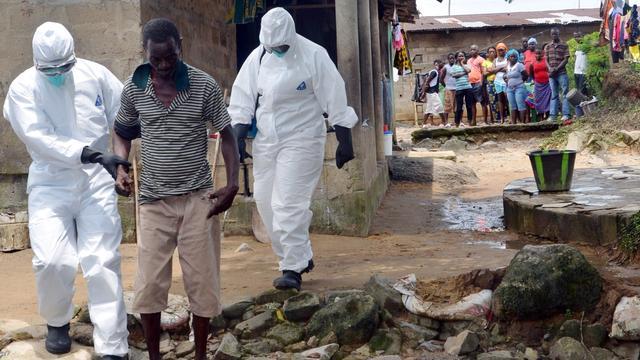 'Ebola-epidemie in West-Afrika zal verergeren'