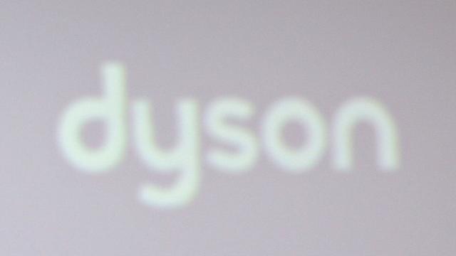 Dyson toont robotstofzuiger op techbeurs IFA