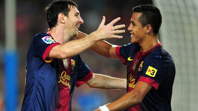 Barça wint eerste duel om Supercup van Real Madrid