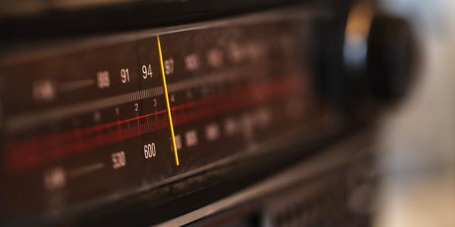 Radioprogramma In De Rooie Haan even terug