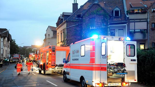 Vier kinderen dood door brand Saarbrücken