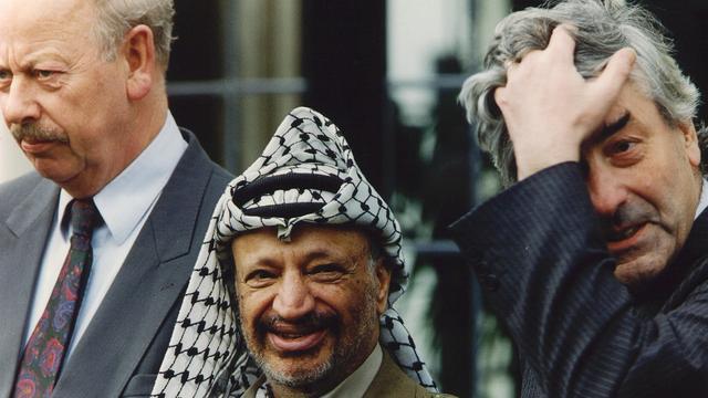 Zwitserse experts onderzoeken resten Arafat