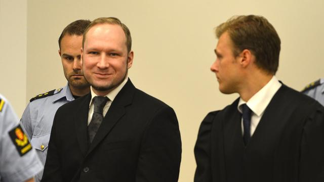 Rechters verklaren Breivik toerekeningsvatbaar
