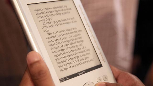 Studenten Erasmus Universiteit krijgen digitale boeken