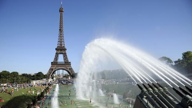 Parijs trekt recordaantal toeristen