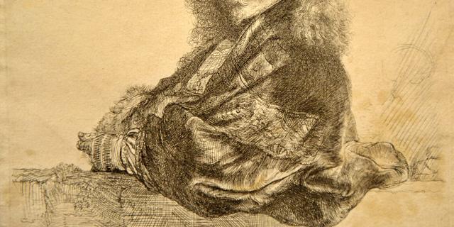 'Grootste' schilderij Rembrandt even terug