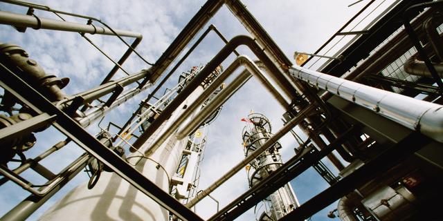 'Energiebesparing industrie valt tegen'