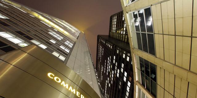 Commerzbank ziet winst stijgen