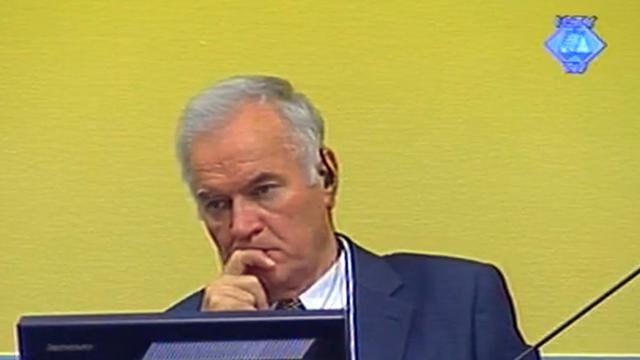 Mladic biedt Nederlandse getuige excuses aan